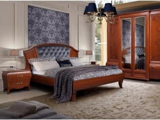 Спальня  Тэсоро - Мебельная фабрика «Гомельдрев»