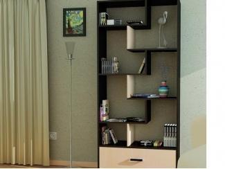Шкаф стеллаж книжный 3 - Мебельная фабрика «Термит»