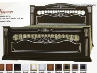 Кровать Царица - Мебельная фабрика «Мебельная Сказка»