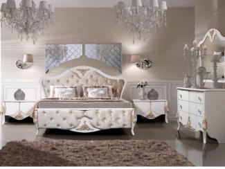 Спальный гарнитур Стелла  - Мебельная фабрика «Слониммебель»