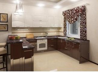 Кухня Николь глянец - Мебельная фабрика «Славичи»