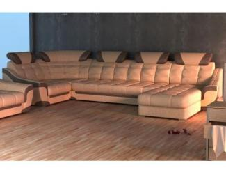 Диван угловой  Кит 8 - Мебельная фабрика «Лео»