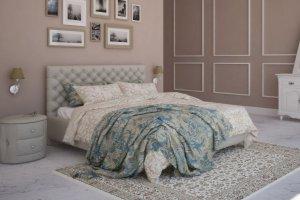 Кровать Альба 3 - Мебельная фабрика «Братьев Баженовых»