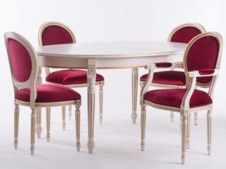 Стол обеденный Луиджи - Мебельная фабрика «Sedie Tavoli»
