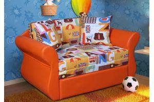 Диван детский Игрушка - Мебельная фабрика «Домосед»