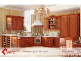 Кухня Джулия массив - Мебельная фабрика «Симкор»