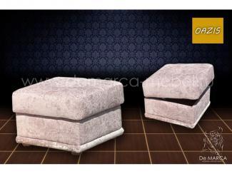 Пуф «Оазис» - Мебельная фабрика «De Marca»