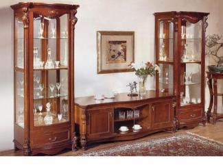 Гостиная стенка ELIZABETTA - Импортёр мебели «Мебельторг»