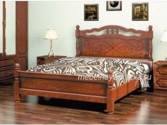 Кровать Карина 15 - Мебельная фабрика «Мебельная Сказка»