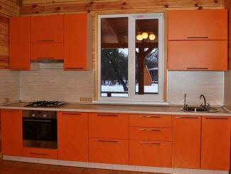 Кухонный гарнитур прямой Эдда
