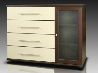 Комод-тумба в спальню  - Мебельная фабрика «Восток-мебель»