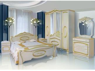 Спальный гарнитур Валенсия - Мебельная фабрика «Прометей»