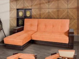 Диван угловой Глория - Мебельная фабрика «Фокстрот мебель»