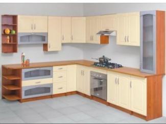 Кухонный гарнитур угловой Мария  - Мебельная фабрика «Московский мебельный альянс»