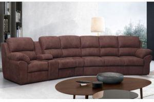 Угловой модульный диван Итон - Мебельная фабрика «Ardoni»