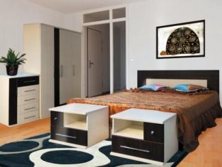 спальный гарнитур Сабрина набор 1 - Мебельная фабрика «Долес»