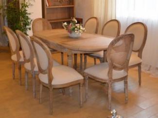 Обеденная группа Canberra - Импортёр мебели «Arbolis (Испания)»