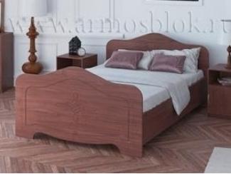 Классическая кровать Флоренция - Мебельная фабрика «Армос», г. Иваново