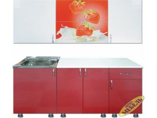 Кухня прямая 38 - Мебельная фабрика «Трио мебель»