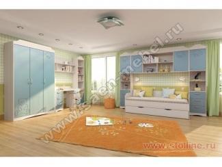 Детская 9 - Мебельная фабрика «SaEn»