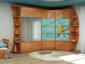 Шкафы с открытыми угловыми элементами - Мебельная фабрика «Мебель-Альт»