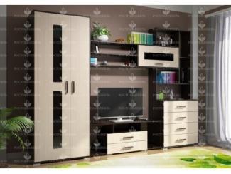 Гостиная Европа 1 - Мебельная фабрика «Росток-мебель»
