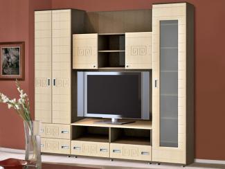 Гостиная «Глория» - Мебельная фабрика «Комодофф»