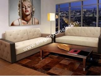Диван прямой Виконт - Мебельная фабрика «Элеганзо»