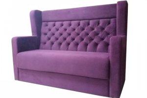 Диван Барон с подлокотниками - Мебельная фабрика «Виталия Мебель»
