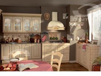 Кухня Виола массив - Мебельная фабрика «Спутник стиль»