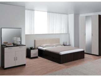 Спальный гарнитур Лотос - Мебельная фабрика «Боровичи-Мебель»