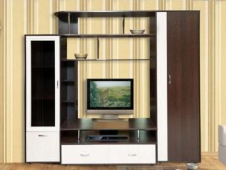 Гостиная стенка Модерн-10 - Мебельная фабрика «Сибирь»