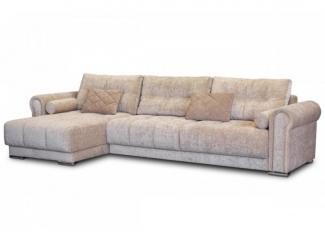 Угловой диван с выкатным механизмом Ричезо Плюс - Мебельная фабрика «Могилёвмебель»