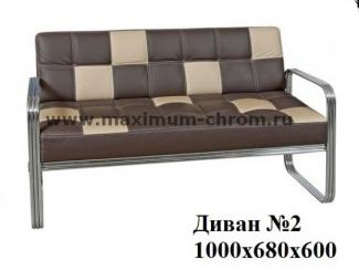 Кухонный диван 2 - Мебельная фабрика «Максимум-хром»