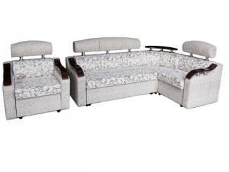 Угловой диван Султан 07 - Мебельная фабрика «Гар-Мар»