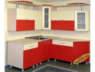 Кухня угловая 44 - Мебельная фабрика «Трио мебель»