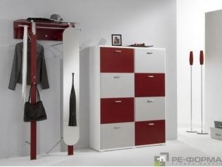Прихожая 46 - Изготовление мебели на заказ «Ре-Форма»