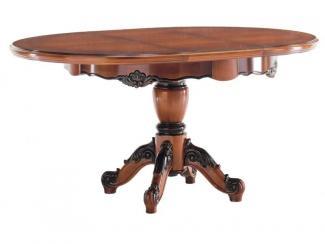 Стол круглый раскладной - Импортёр мебели «Spazio Casa»
