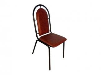 Коричневый стул Удача  - Мебельная фабрика «Металл конструкция»
