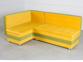 Кухонный угловой диван Элиза - Мебельная фабрика «Милан»
