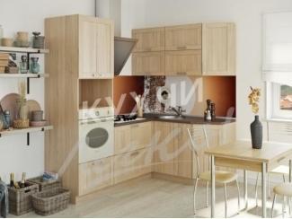 Классическая угловая кухня  - Мебельная фабрика «СтолБери», г. Санкт-Петербург