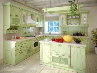 Кухня Вилладжо массив - Мебельная фабрика «Гармония мебель»