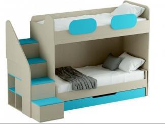 Кровать Mio 4 - Мебельная фабрика «ОГОГО Обстановочка!»