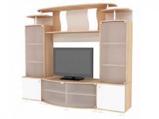 Гостиная стенка Зефир - Импортёр мебели «Мебель Глобал»