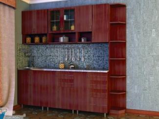 кухня прямая «Виктория 2» - Мебельная фабрика «Мир мебели»