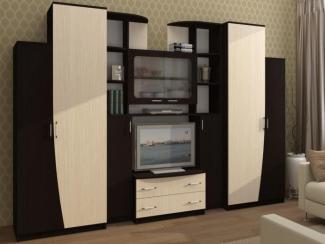 Гостиная стенка Хельга ЛДСП(без отделки) - Мебельная фабрика «Регион 058»
