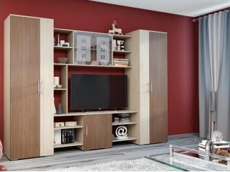 Гостиная - стенка 16 - Мебельная фабрика «Вик»