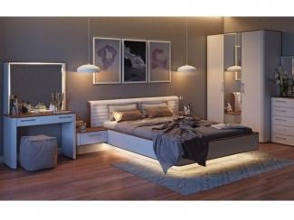 Спальный гарнитур Эвия - Мебельная фабрика «Порта»