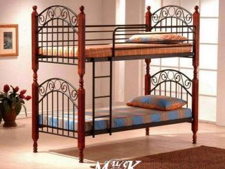 Кровать Двухъярусная - Импортёр мебели «M&K Furniture»