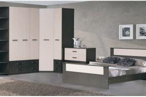 Спальня Татьяна 2 - Мебельная фабрика «Аристократ»